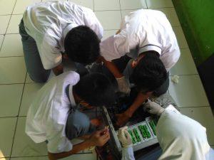Praktek Merakit PC