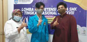 SMKN10 Jakarta Juara 1 Tingkat Nasional